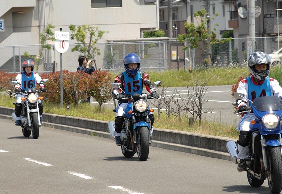 オートバイ同好会