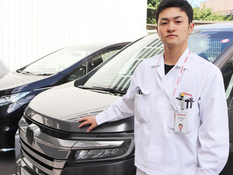 本田技研工業(株) 元木 創さん