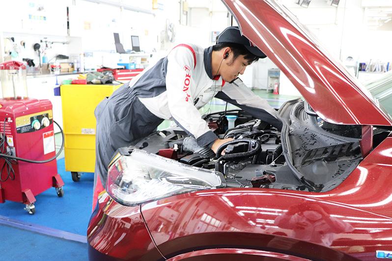 Honda Cars 泉州 新田 智弘さん