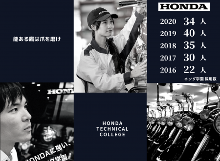 Hondaに強いホンダ学園