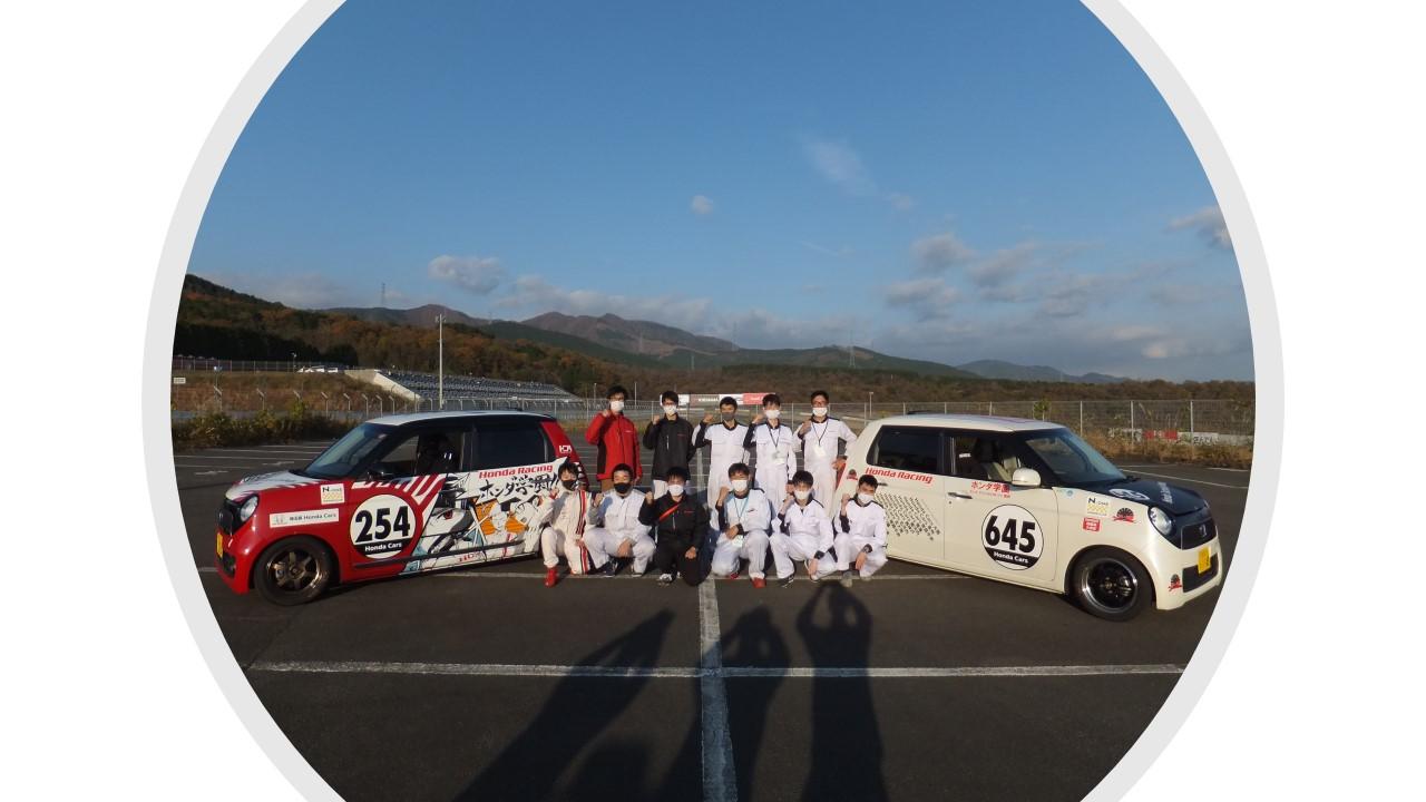 【参戦結果】H-TEC R&M N-ONE OWNER'S CUP Rd14完走!