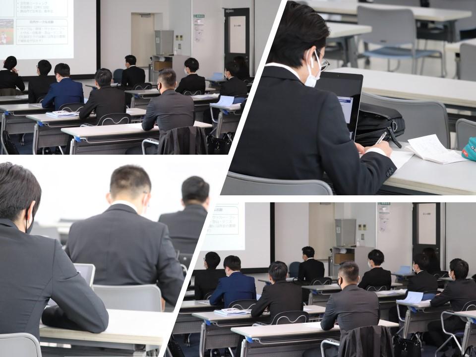 【開催】賛助会企業セミナー1日目(会社説明会)