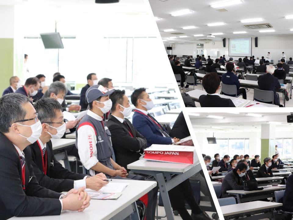【開催】賛助会企業セミナー2日目(会社説明会)