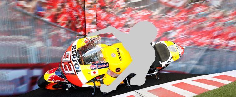 【春の体験授業がワクワク!】MotoGPのライダー気分に『ハングオン体験!』