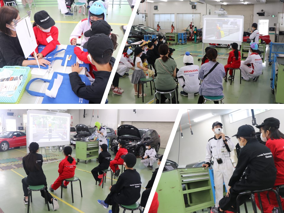 【大盛況】KIDSメカニック&モノづくり体験授業@9月23日